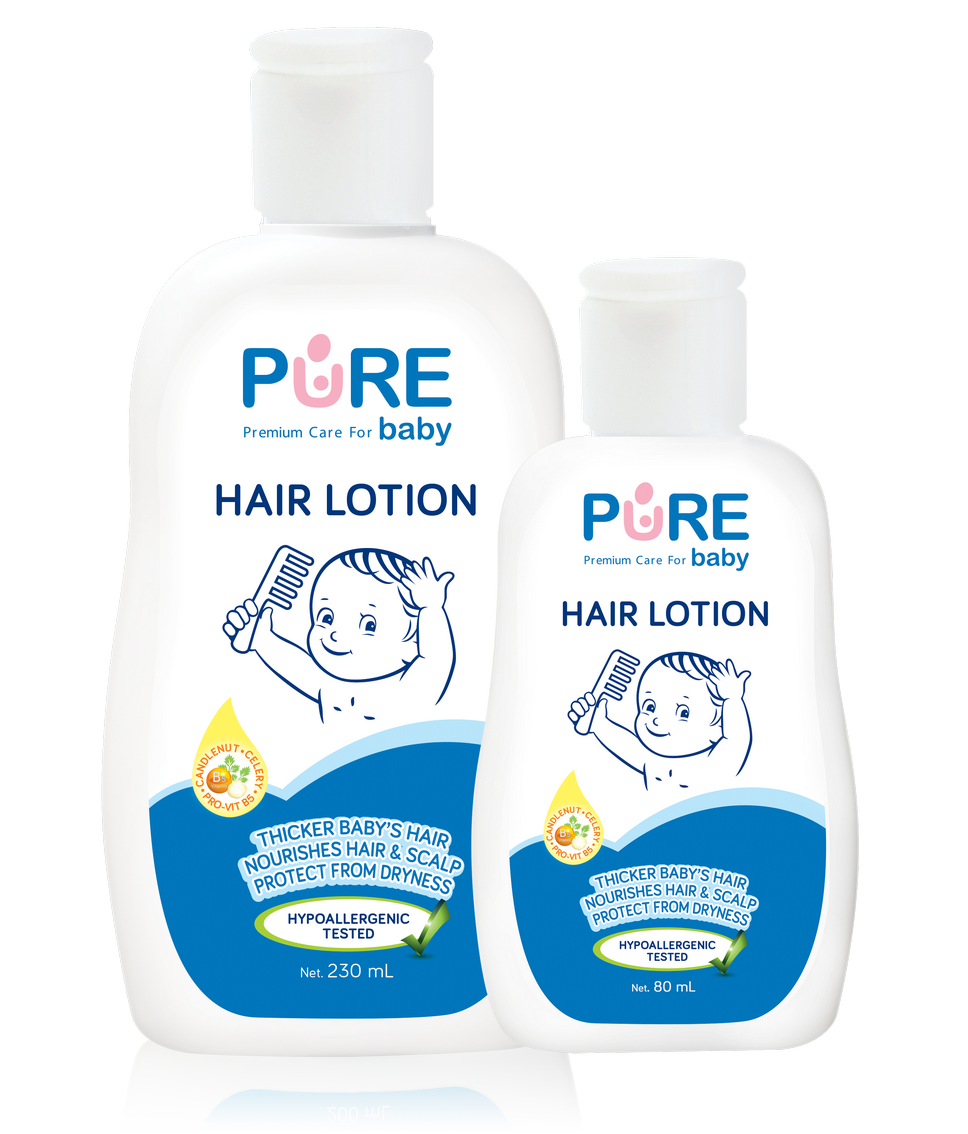 Npl System Shampoo Purebaby Refill 450ml Buy 1 Get Free Fruity Pure Baby Hair Lotion